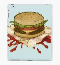 Ketchup Murder iPad Case/Skin