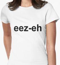 eez-eh Kasabian 48:13 Top Women's Fitted T-Shirt