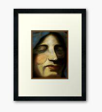 Chalk Portraits ~ Part Fourteen Framed Print