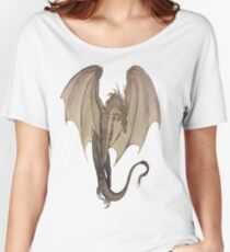 Dark Dragon Women's Relaxed Fit T-Shirt