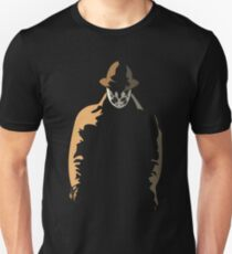 Rorschach  in the Shadows Unisex T-Shirt