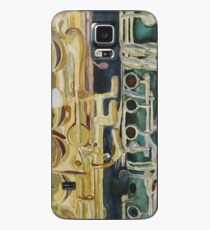 Midnight Duet Case/Skin for Samsung Galaxy
