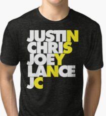 NSYNC Tri-blend T-Shirt