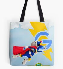 super grover  Tote Bag