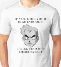 Professor Oak Says Unisex T-Shirt