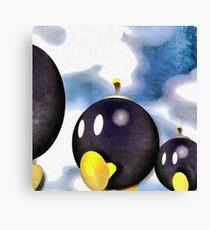 Bob-omb Canvas Print