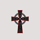 Celtic Cross by fuxart