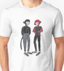 City hipster monkey Unisex T-Shirt