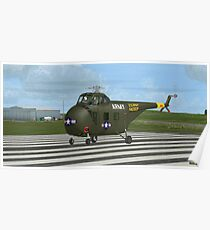 Sikorsky H-19 Chickasaw Poster