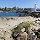 Wollongong boat harbour by PhotosByG