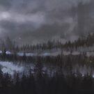 Dark Christmas by Iulian Thomas