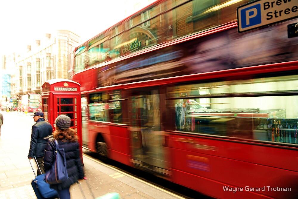 Tourists by Wayne Gerard Trotman