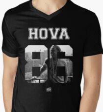 HOVA Varsity Men's V-Neck T-Shirt