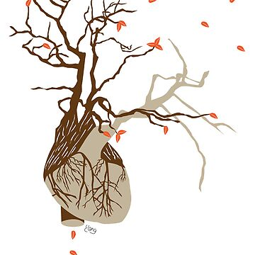 Keep a tree in your heart by Elang