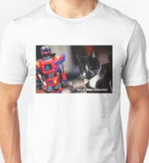 Bill V's Machine Unisex T-Shirt