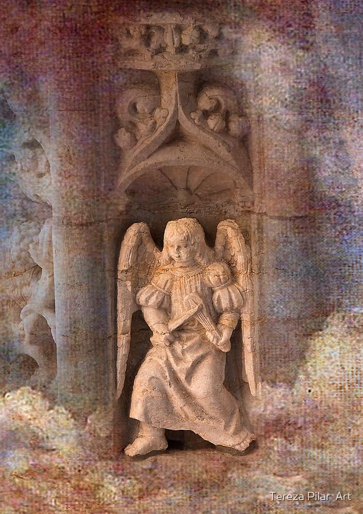 Angel . by terezadelpilar ~ art & architecture