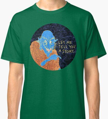 The Demon Storyteller Classic T-Shirt
