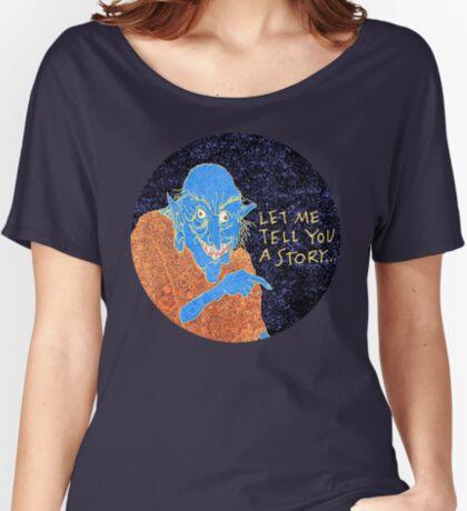 The Demon Storyteller Women's Relaxed Fit T-Shirt