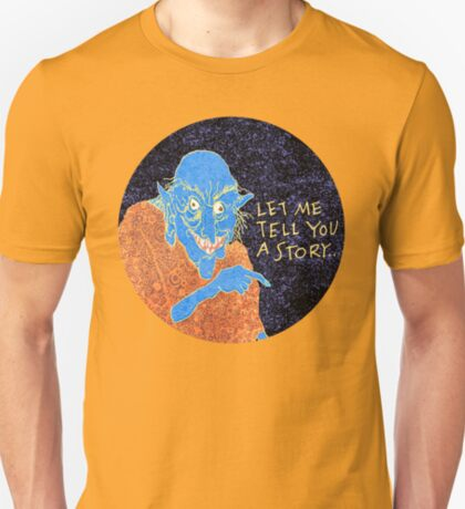 The Demon Storyteller T-Shirt