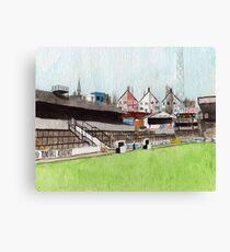 Port Vale - Vale Park Canvas Print