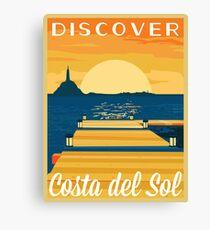COSTA del SOL | FFXIV Canvas Print