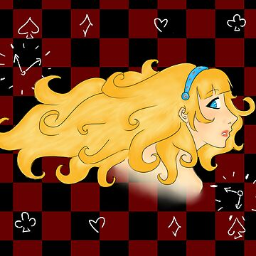 Alice in Wonderland by Anna04