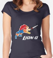 Lion-O Women's Fitted Scoop T-Shirt