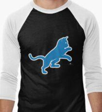 Motor City Kitties Men's Baseball ¾ T-Shirt