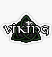 The Viking Jon Wilson Sticker