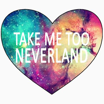 TAKE ME TO NEVERLAND by artofdesign21