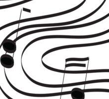 Music Dance Sticker