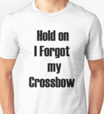 Daryl Dixons Crossbow T-Shirt