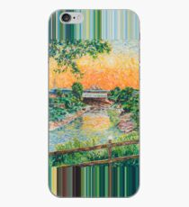 '...uncanny nostalgia...', St. Philips Greenway iPhone Case