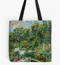 'Life Is Fine', Arnos Vale Tote Bag