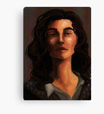 Sirius Black Portrait Canvas Print