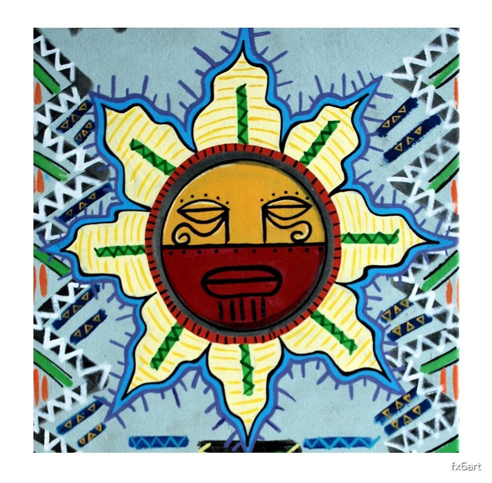 sun by fx6art