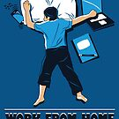 Work from Home by Saksham Amrendra