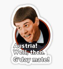 G'day mate! Sticker