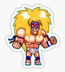 Warrior USA Sticker