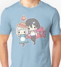 Howls Moving Castle - Studio Ghibli Slim Fit T-Shirt