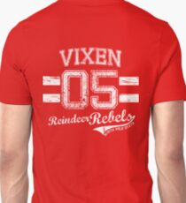 Vixen Reindeer Rebel T-Shirt