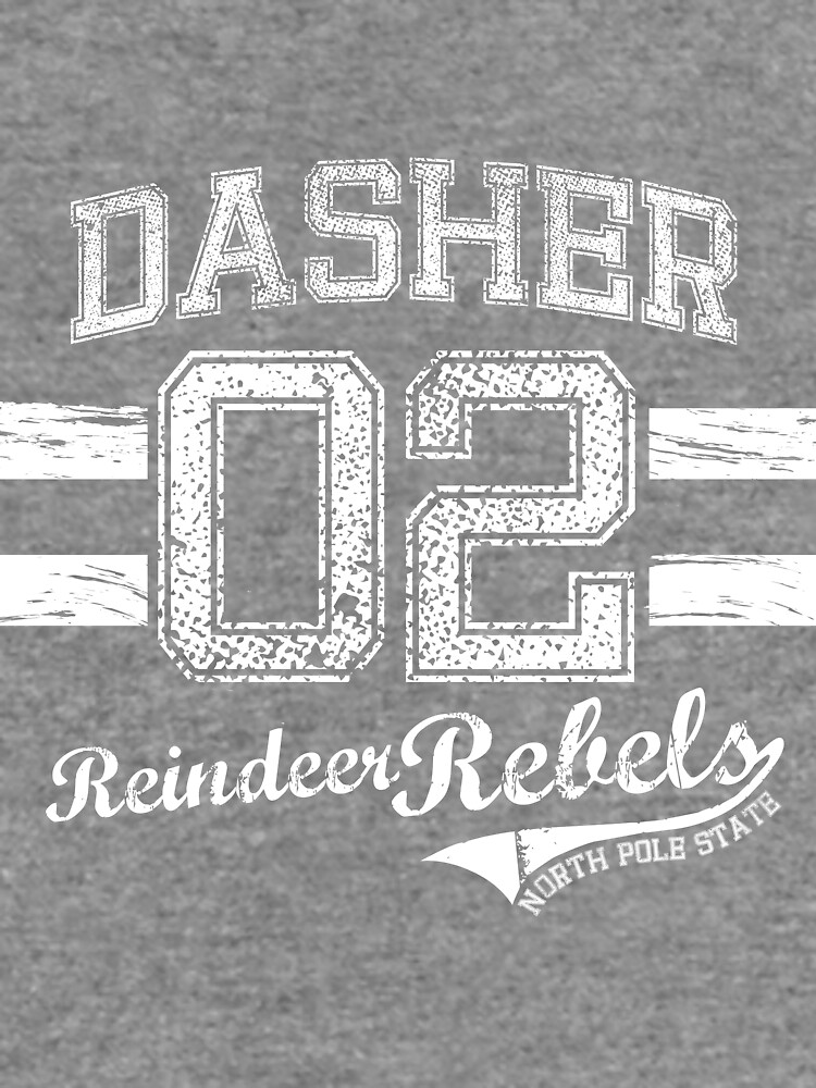 Dasher Reindeer Rebels by jessecain