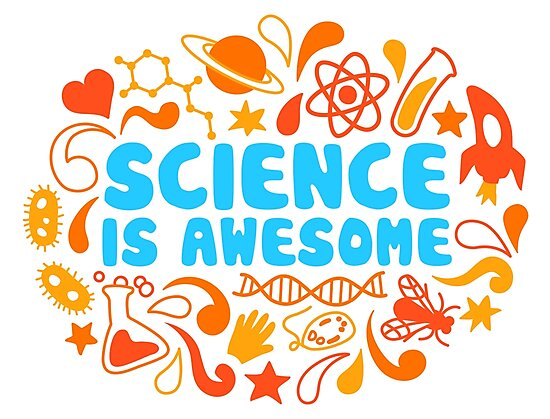 Science is Awesome by curiocabinet