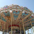 Paris carousel by Vin  Zzep