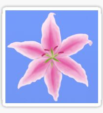 Mother Lily Sticker
