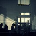 The Conversationalists by Ben Loveday