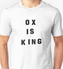 Ox Is King Unisex T-Shirt