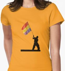Republica Womens Fitted T-Shirt