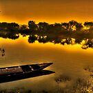 Morning Sunrise by Sagar Lahiri