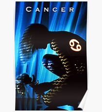 Zodiacs - Cancer Poster